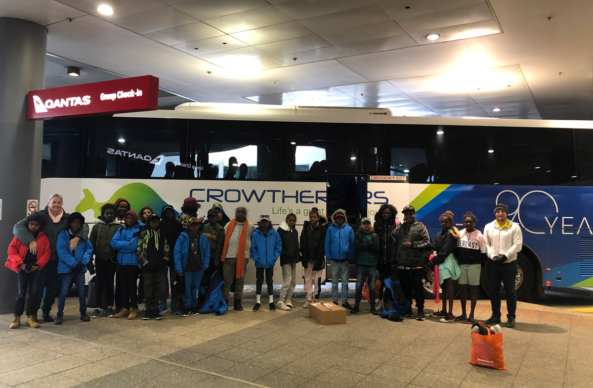 Coach Charter Hire Canberra | Crowthers Coaches