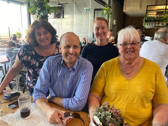 Ann signs off at Crowthers
